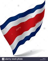 Costarica Flag Costa Rican Flag Stock Photos U0026 Costa Rican Flag Stock Images Alamy
