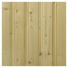 shop empire company 3 5625 in x 8 ft raw pine wall plank at lowes com