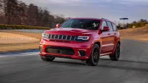 jeep mercedes 2018 jeep grand cherokee trackhawk makes 4 wheel dyno run at debut