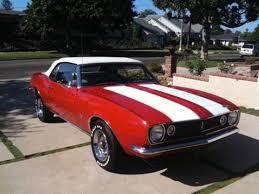 68 camaro project car for sale 1967 chevrolet camaro for sale carsforsale com