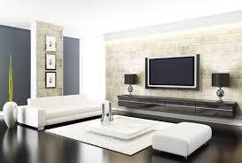 Modern Rental Apartment Living Room Interior Design  Broad - Apartment interior designs