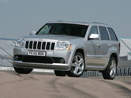 grand jeep 2007 jeep grand srt 8 uk 2007 picture 1 of 23