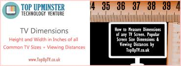 picture height tv screen height and width dimensions viewing distances top up