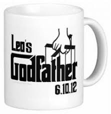 Baptism Engraved Gifts Fairy Godmother Two Tone Coffee Mug Godmother Gifts Fairy
