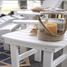 Adirondack Coffee Table - pawleys island adirondack side table pawleys island accessories
