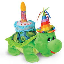 singing happy birthday plush animal turtle birthday turtle musical birthday turtle