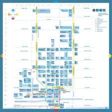 Map Of Toronto Toronto U0027s Path Network Toronto Financial District