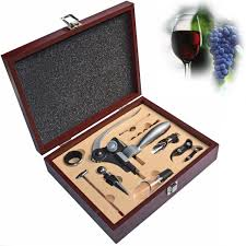 wine set gifts wine gift set 9 wine accessories set includes