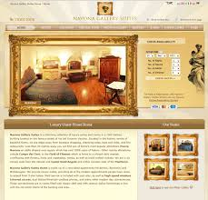 hotel website design ideas and exles to make a website for a hotel accommodation
