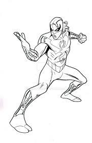 carnage coloring pages 9 best ultimate spider man images on pinterest ultimate spider