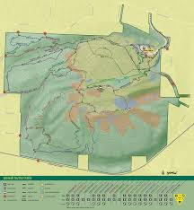 Portland Parking Map Friends Of Powell Butte Nature Park