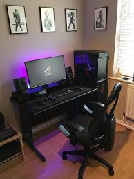 Gaming Desk Setup by 565 Best Pc Images On Pinterest Pc Setup Desk Setup And Gaming