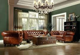 Aniline Leather Sofa Sale Grain Leather Sofa Set Aniline Sale Singapore Gradfly Co
