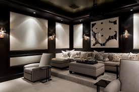 20 stunning home theater rooms that inspire you celebrity photos
