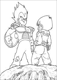 dbz coloring pages dragon ball coloring pages coloring book