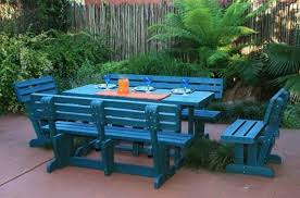 Recycled Plastic Outdoor Furniture Recycled Things - Recycled outdoor furniture
