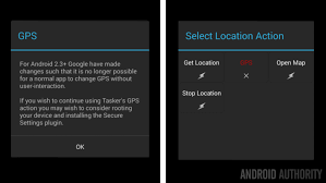 enable location services android android customization save battery by managing location services