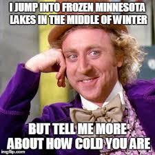 Minnesota Memes - polar plunge plunge memes