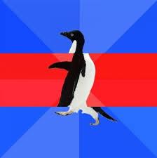 Awkward Penguin Meme Generator - awkward awesome awkward penguin blank template imgflip