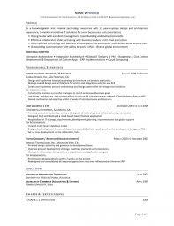 C Level Executive Assistant Resume Sample Format Of Chronological Resume Sample Chronological Resume