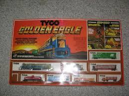 tyco golden eagle set ho scale toys golden