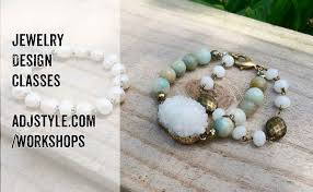 Bead Jewelry Making Classes - vintage desks antique dressers one of a kind art and more