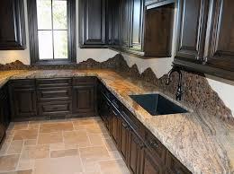 countertop edge best 25 granite countertop edges ideas on pinterest kitchen