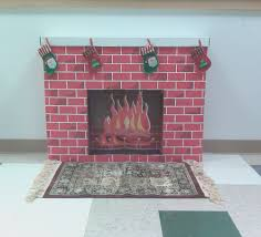 fireplace diy cardboard fireplace designs and colors modern