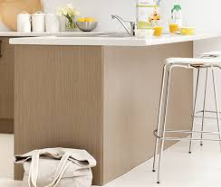Kitchen Urban - urban oak kaboodle kitchen