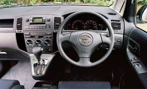 2003 Toyota Corolla Interior Toyota Corolla Verso 2002 2003 Features Equipment And
