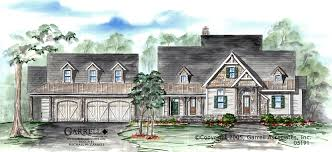 country farm house plans ramey farms cottage house plan house plans by garrell associates