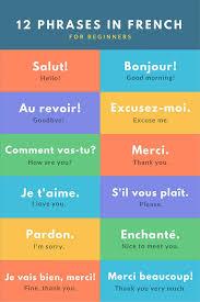 travel phrases images Basic french phrases for travel travel phrases pinterest jpg