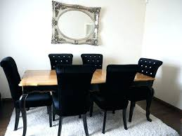 Velvet Dining Room Chairs Black Velvet Dining Room Chairs Dining Chairs Black Velvet Room