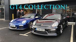 car porsche my new car porsche cayman gt4 collection youtube