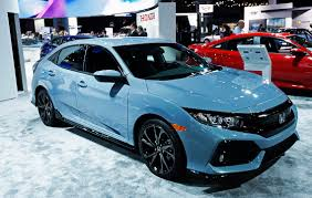 honda civic si sedan new york international auto show
