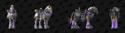 paladin class mount and quest highlord u0027s charger wowhead news