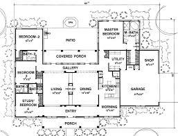 4 bedroom country house plans the kerrville 2942 4 bedrooms and 4 5 baths the house designers