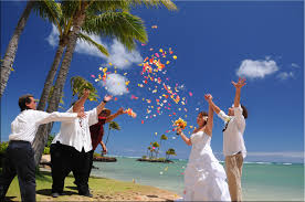 hawaiian weddings deluxe wedding packages at bridal hawaii