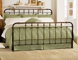 Stylish Bed Frames Awesome Top Wrought Iron Bed Frame King Stylish For Ordinary