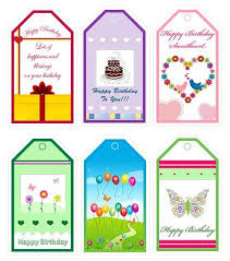 8 best printable gift tags bookmarks and more images on
