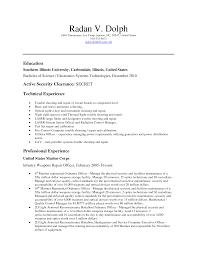 Infantryman Resume Cover Letter Marine Resume Examples Marine Biology Resume Examples
