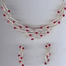 bead diamond necklace images Diamond necklaces gemstone beaded diamond necklaces wholesaler jpg