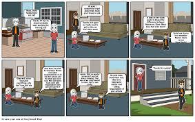 master vs slave storyboard by marielagenao