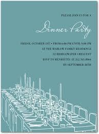 dinner party invitations formal dinner party invitations cimvitation