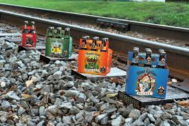 rusty train review rusty rail brewing company stouts and stilettos