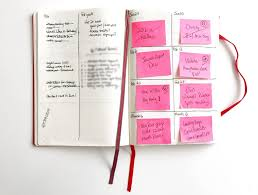 Bullet Journaling by How To Use A Bullet Journal For Time Management I Heart Planners