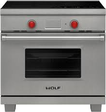 induction ranges rapid heating and convection oven