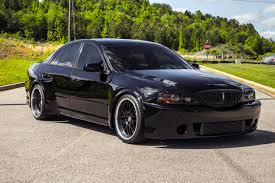 performance lexus of lincoln david norton u0027s turbocharged 2002 lincoln what a luxury