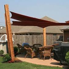 Sun Awnings For Decks Custom Made Shade Sails With Sunbrella Near Waterproof Fabric