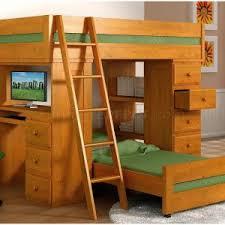 bedroom rustic loft bed loft bed with desk and storage plans